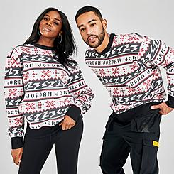 Jordan Jumpman Holiday Crewneck Sweatshirt