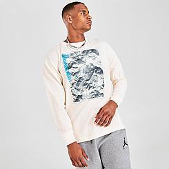 Men's Jordan 23 Engineered Photo Graphic Long-Sleeve T-Shirt