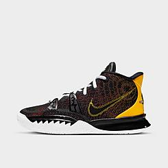 Big Kids' Nike x Roswell Rayguns Kyrie 7 Basketball Shoes