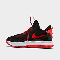 Little Kids' Nike LeBron Witness 5 Basketball Shoes