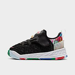 Kids' Toddler Nike LeBron 18 Basketball Shoes