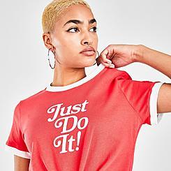Women's Nike Sportswear Retro Femme Ringer T-Shirt