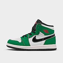 Kids' Toddler Air Jordan Retro 1 High OG Casual Shoes