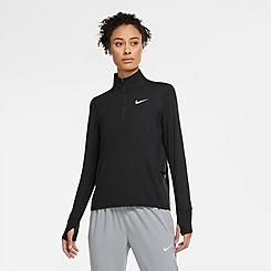 Women's Nike Element Dri-FIT Half-Zip Running Top