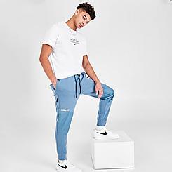 Nike Air Block Logo Fleece Jogger Pants
