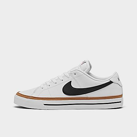 Nike NIKE MEN'S COURT LEGACY LEATHER CASUAL SHOES