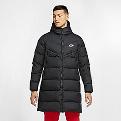 Men's Nike Sportswear Down-Fill Windrunner Parka