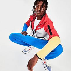 Men's Nike Sportswear Tech Fleece Taped Full-Zip Hoodie