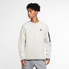 Men's Nike Sportswear Tech Fleece Crewneck Sweatshirt