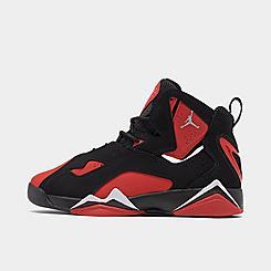 Boys' Big Kids' Jordan True Flight Basketball Shoes