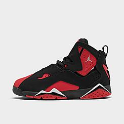 Little Kids' Jordan True Flight Basketball Shoes