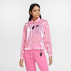 Women's Nike Sportswear Air Sheen Coaches Jacket