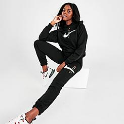 Women's Nike Sportswear SWOOSH Fleece Jogger Pants