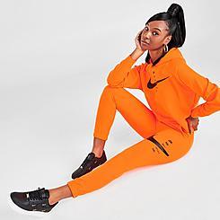 Women's Nike Sportswear SWOOSH Fleece Jogger Pants