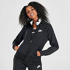 Women's Nike Sportswear Heritage Polyknit Jacket