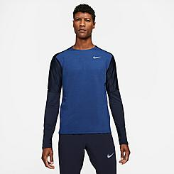 Men's Nike Dri-FIT Running Crewneck Sweatshirt