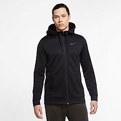 Men's Nike Therma Training Full-Zip Hoodie