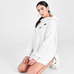 Women's Nike Sportswear Essential Funnel Neck Pullover Hoodie