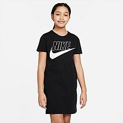 Girls' Nike Sportswear T-Shirt Dress
