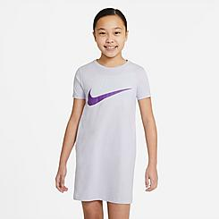 Girls' Nike Sportswear Futura T-Shirt Dress