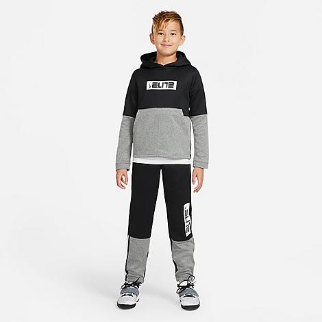 Nike NIKE BOYS' THERMA ELITE TRAINING PANTS SIZE MEDIUM 100% POLYESTER