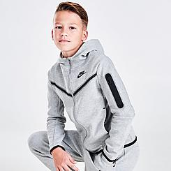 Boys' Nike Sportswear Tech Fleece Full-Zip Hoodie