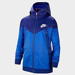 Kids' Nike Sportswear Zero Max Windrunner Jacket
