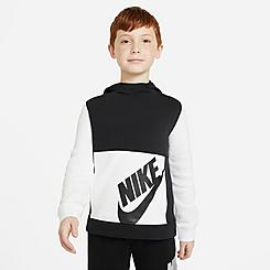 Boys' Nike Sportswear HBR Colorblock Hoodie