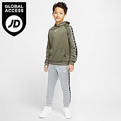 Boys' Nike Sportswear Swoosh Tape Hoodie
