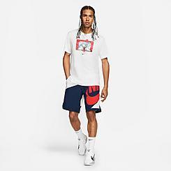 Men's Nike Dri-FIT Throwback Futura Basketball Shorts