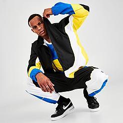 Men's Nike Throwback Basketball Jacket