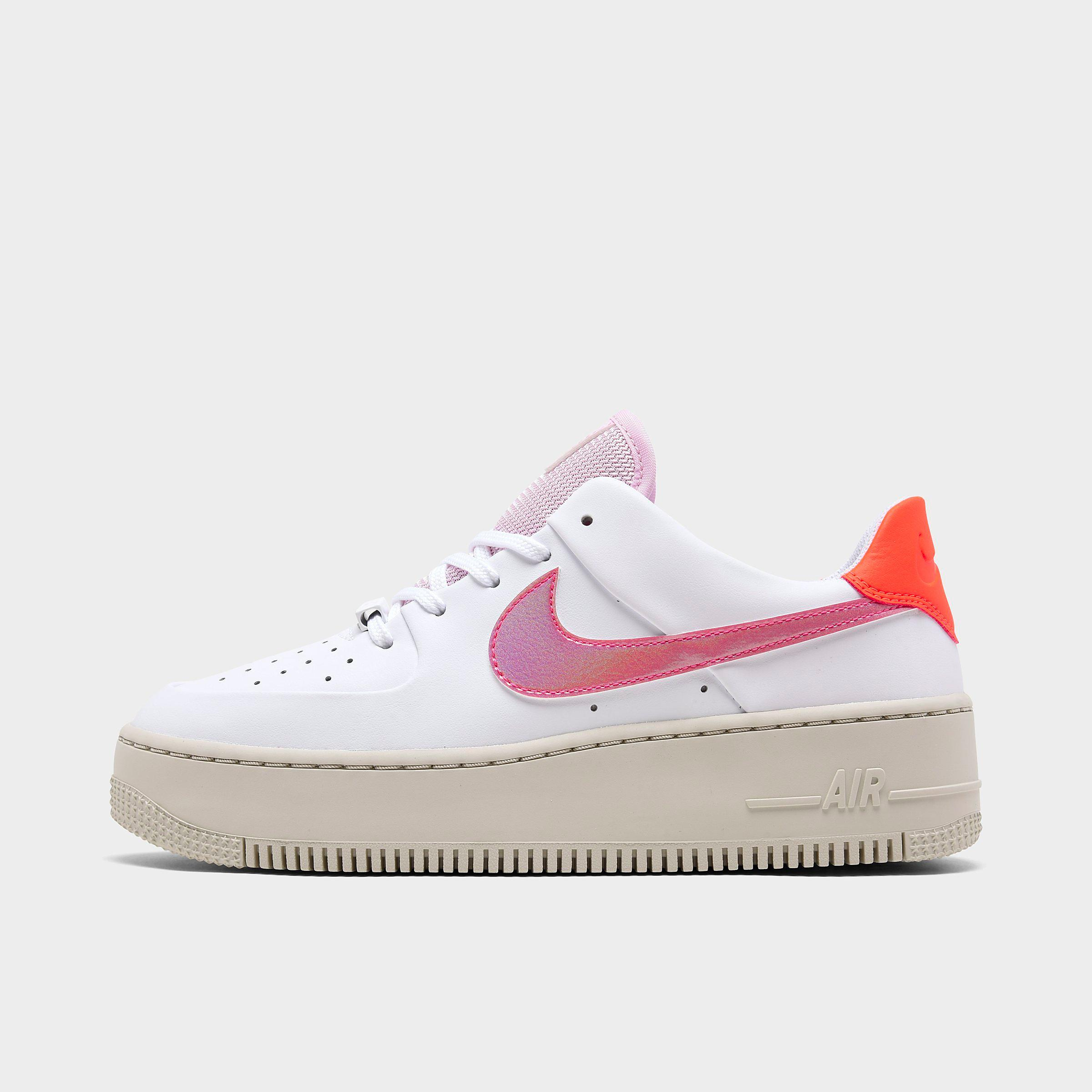 Women's Nike Air Force 1 Sage Low Casual Shoes| Finish Line