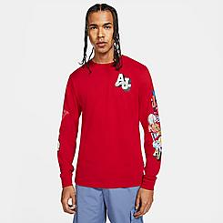 Men's Jordan Varsity Long-Sleeve T-Shirt