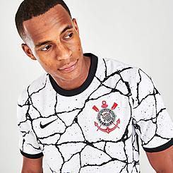 Men's Nike S.C. Corinthians 2021-22 Soccer Jersey