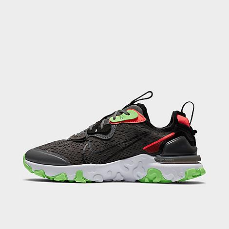 Nike NIKE BOYS' BIG KIDS' REACT VISION WORLDWIDE RUNNING SHOES