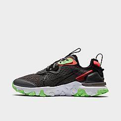 Boys' Big Kids' Nike React Vision Worldwide Running Shoes