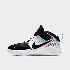 Little Kids' Nike Team Hustle D9 Light Basketball Shoes