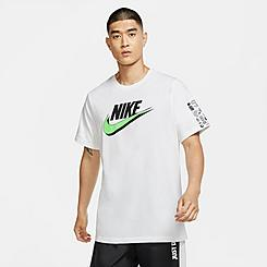 Men's Nike Sportswear HBR Worldwide T-Shirt