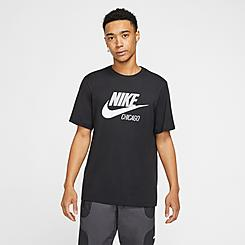Men's Nike Sportswear Chicago Template T-Shirt