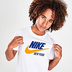 Boys' Nike Sportswear New York T-Shirt