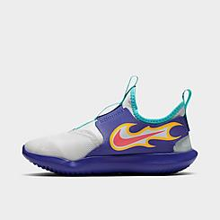 Little Kids' Nike Flex Runner Fire Running Shoes