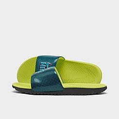 Big Kids' Nike Kawa SE1 Slide Sandals