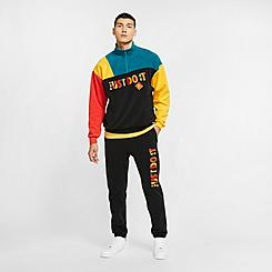 Men's Nike Sportswear Re-Issue Fleece Jogger Pants