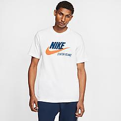 Men's Nike Sportswear Staten Island Template T-Shirt