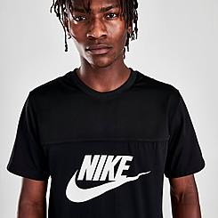 Men's Nike Sportswear Panel Logo T-Shirt