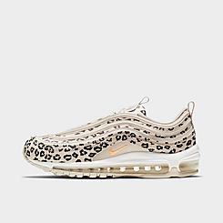 Women's Nike Air Max 97 SE Leopard Casual Shoes