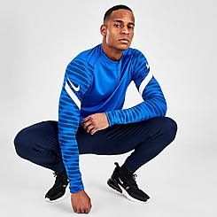 Men's Nike Dri-FIT Strike Half-Zip Soccer Drill Top