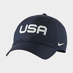 Nike Sportswear Heritage86 USA Basketball Adjustable Back Hat