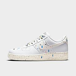 Nike Air Force 1 '07 LV8 Paint Splatter Casual Shoes