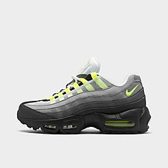 Boys' Big Kids' Nike Air Max 95 OG Casual Shoes